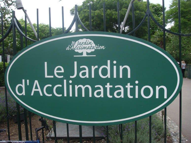 Jardin D Acclimatation Paris France Bon Plan A Paris