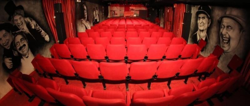 Th atre de la com die r publique 75003 paris bon plan - Plan salle theatre porte saint martin ...