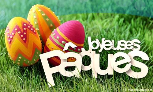 Idées de sorties pour le week end de Pâques à Paris: Chasse à l'œuf, chocolat et sorties