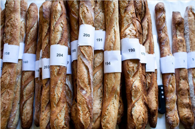 Devenez Jury pour élire la meilleure baguette de Paris