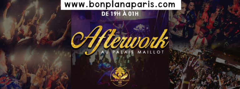 AFTER WORK PARIS DU JEUDI 1 JUIN 2017