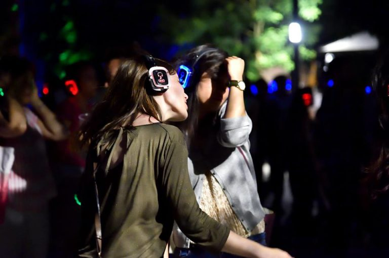 SILENT ZOO: Soirée Disco au Parc Zoologique de Paris